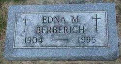 Edna M <i>Anderson</i> Berberich
