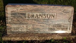 Anson Curtis Branson