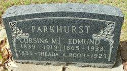 Edmund Parkhurst