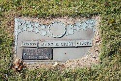 Mary E Crist