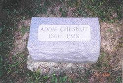 Sarah Adeline Addie <i>Harvey</i> Chestnut
