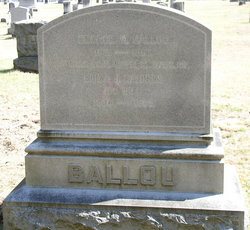 Eliza J. <i>Daniels</i> Ballou