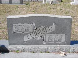 Mary Lois <i>Hendry</i> Burnsed