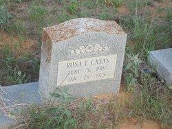 Rosa <i>Farias</i> Casas