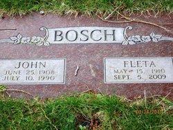 Fleta Rae <i>Royse</i> Bosch