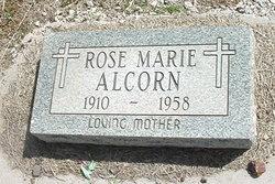 Rose Maria Alcorn