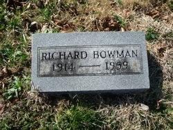 George Richard Bowman
