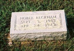 Noble Riley Beckham