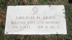 Virginia O. <i>Ham</i> Akins
