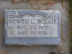 Newby Leon Bogue