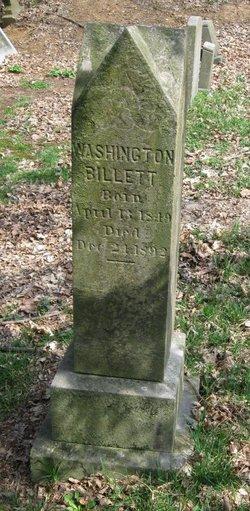 Washington Billett
