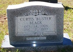 Curtis A. Buster Black