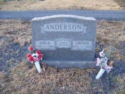 Louisa Katherine <i>King</i> Anderson