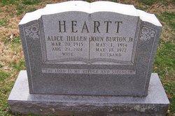 Alice <i>Hillen</i> Heartt
