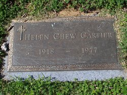 Helen <i>Chew</i> Cartier