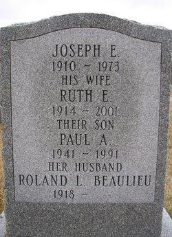 Ruth E Beaulieu
