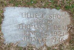 Lillie Louise <i>Shoe</i> Deal