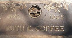 Ruth E. Coffee