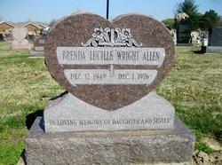 Brenda Lucille <i>Wright</i> Allen