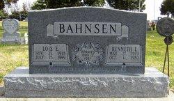 Kenneth L Bahnsen