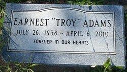 Earnest Troy Adams