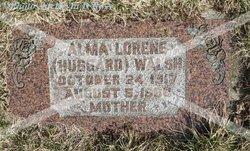 Alma Lorene <i>Huggard</i> Walsh