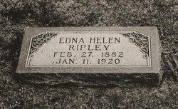 Edna Helena <i>Brown</i> Ripley