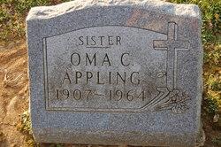 Oma Appling