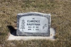 Clarence Kauffman