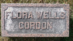 Flora <i>Wells</i> Gordon