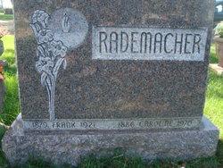 Frank Rademacher