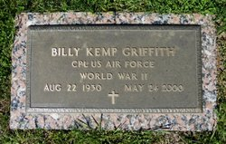 Billy Kemp Griffith