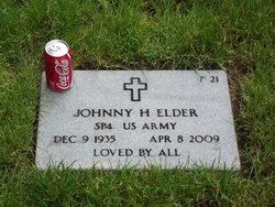 John Herschel Johnny Elder
