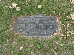 Grace A Dougherty