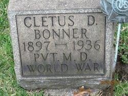 Cletus D. Bonner, Sr
