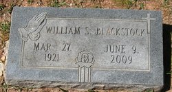 William Sanford Blackstock, Sr