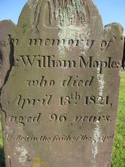 William Maples