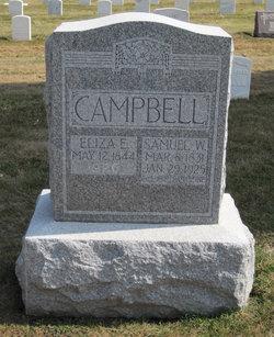 Eliza Ellen <i>Hepburn</i> Campbell