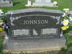 Donna Belle <i>Arnold</i> Johnson