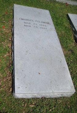 Emanuel Feldman