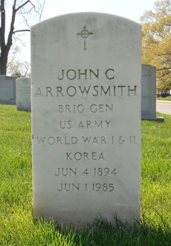 Gen John Caraway Arrowsmith