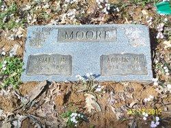Agnes Marie <i>Clarke</i> Moore