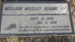 William Wesley Adams