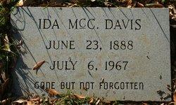 Ida McClennon Davis
