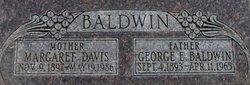 George Earl Baldwin