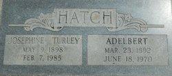 Adelbert Hatch