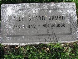 Ella Susan Bryan