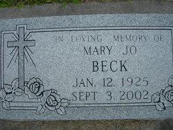 Mary Jo Beck