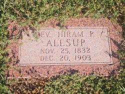 Hiram Pulliam Henry Allsup