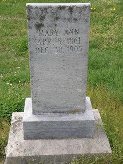Mary Ann Molly <i>Keene</i> Steele
